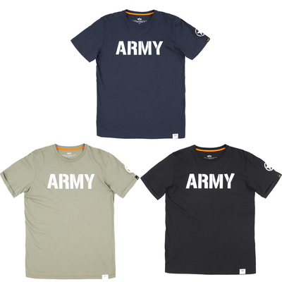Alpha Industries T-Shirt Army T