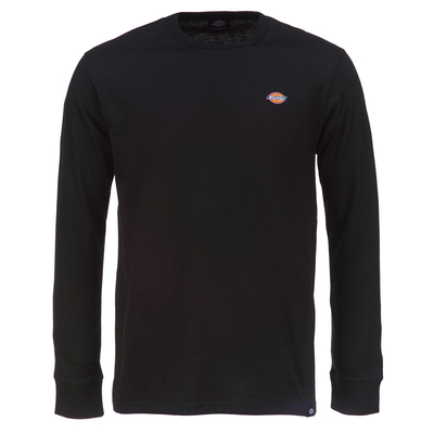 Dickies Shirt Longsleeve Round Rock S Black