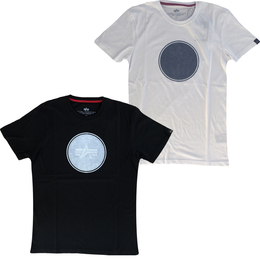 Alpha Industries T-Shirt Hologram T