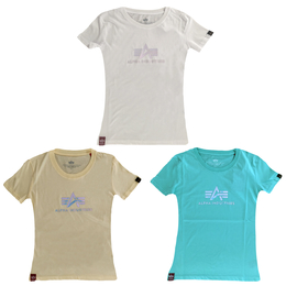 Alpha Industries T-Shirt Rainbow T Women